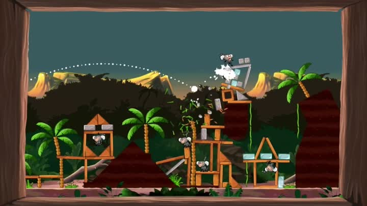 Angry Birds Rio Gameplay Trailer
