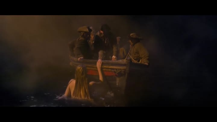 Pirates of the Caribbean: On Stranger Tides music video