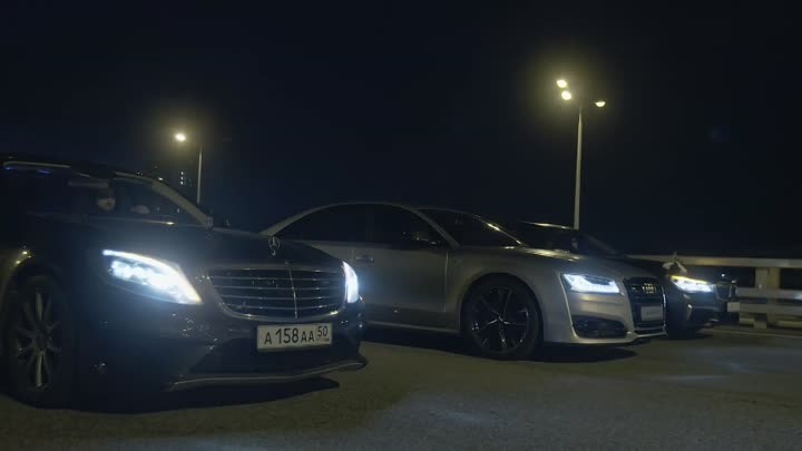 BMW M760Li vs Audi S8 Plus vs Mercedes S63 AMG