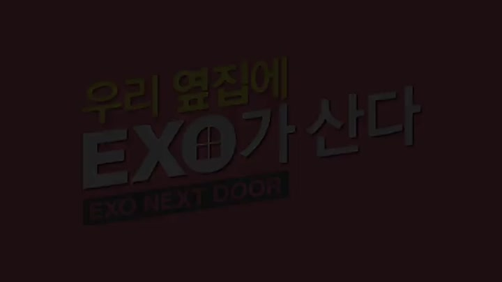 Видео: EXO по соседству _ EXO Next Door [03_16] GREEN TEA