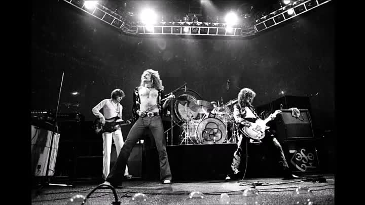 "Видео: Led Zeppelin - In The Evening ( Remastered )-(musik.klab ROK ДЖУНГЛИ!!! -""(official)""."