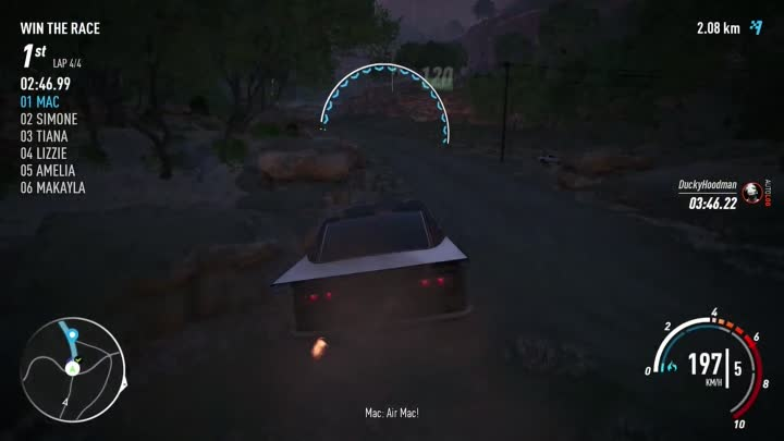 Видео: Need for Speed Payback [TR] : Story Part 17 (HARD)