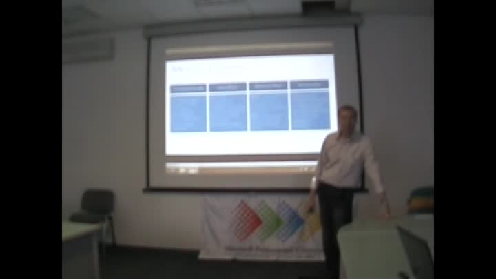 39 - Voronezh Windows 8 IT Camp 2 часть