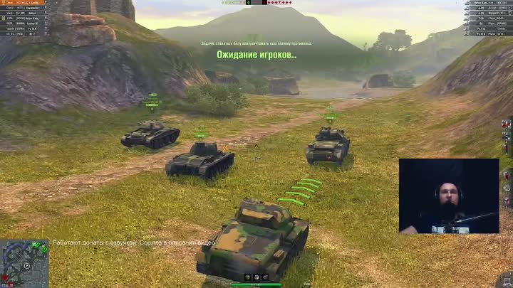 Видео: AC 1 Sentinel (прем танк 4 уровня). World of Tanks Blitz. Летсплей