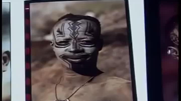 Видео: ДИКИЕ ПЛЕМЕНА Leni Riefenstahl Ein Traum fon Afrika The dream of Africa) Vol 1