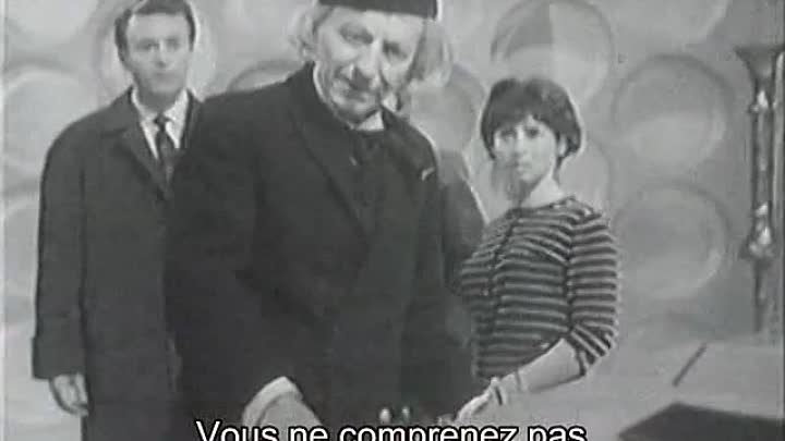 Видео: [WwW.Skstream.ws]-01 Doctor Who Classic - S01E01 Part 1 - An Unearthly Child