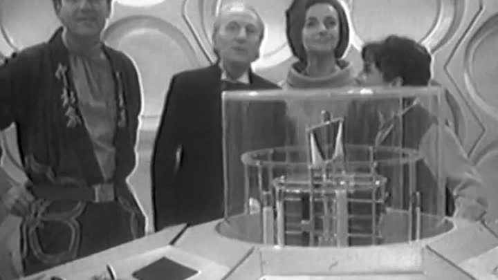 Видео: [WwW.Skstream.ws]-21 Doctor Who Classic - S01E05 Part 1 - The Sea of Death