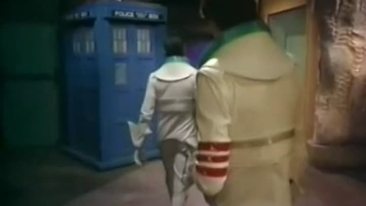 Видео: [WwW.Skstream.ws]-458 Doctor Who Classic - S15E02 - Partie 01 - The Invisible Eenemy
