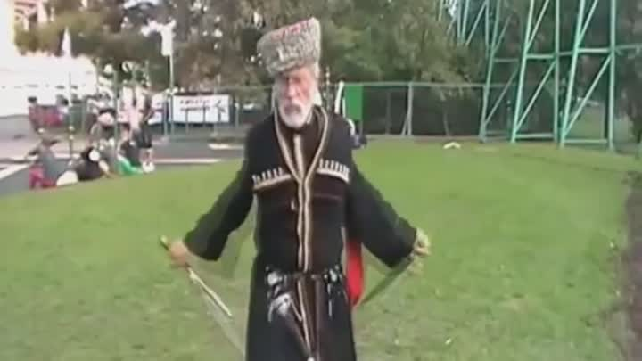 Ойся ты ойся (Dancе with swords)