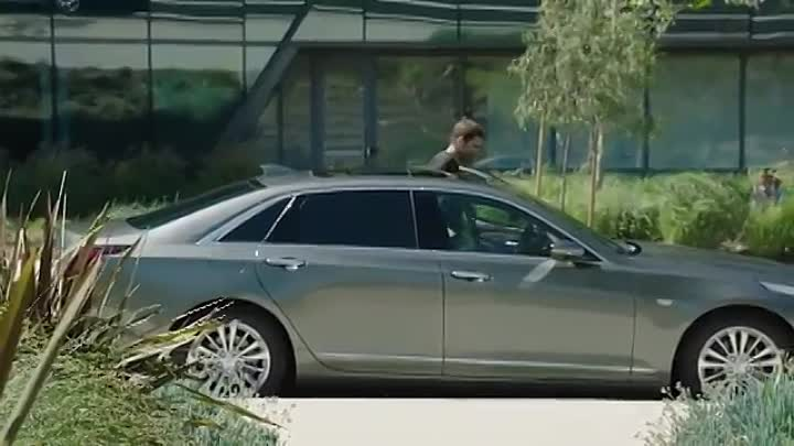 Видео: Paul Wesley for the spread of the new Cadillac CT6 plug-in