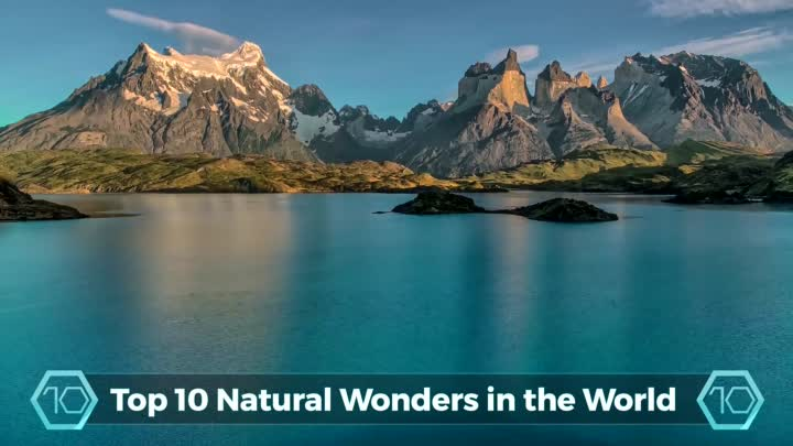 Видео: Top 10 Natural Wonders of the World in video 4K_2K.mp4