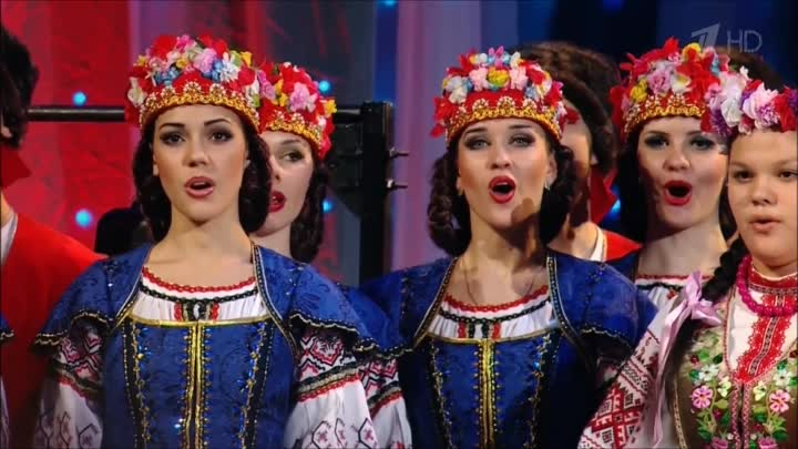 Видео: Stand up for faith, Russian land - Kuban Cossack Choir (2014)