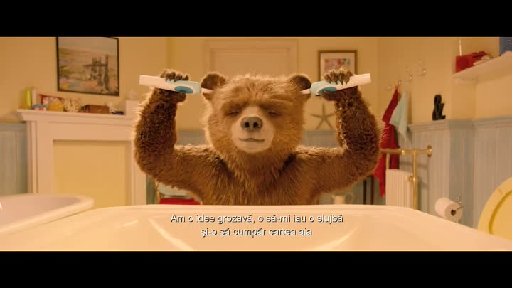 Trailer subtitrat Paddington 2[2017], cu Hugh Grant