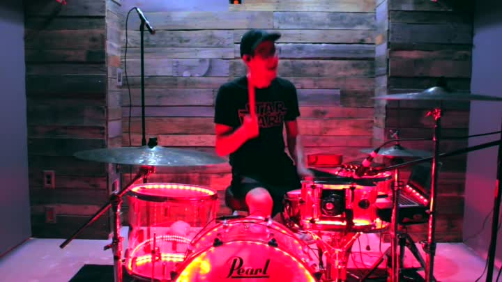 Stranger Things - Drum Cover - Theme Song