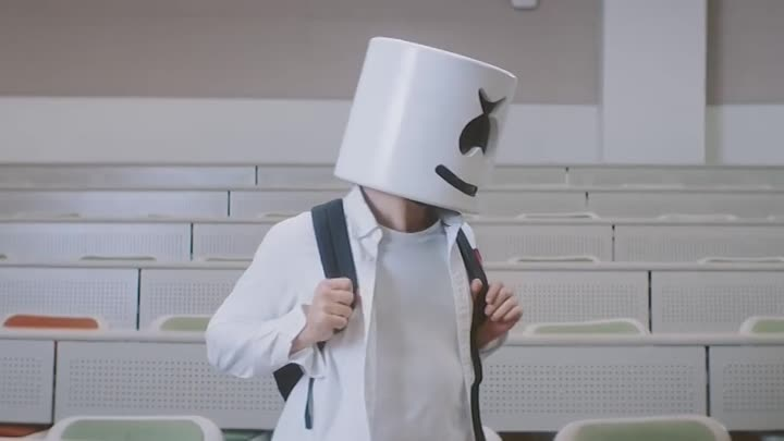 Видео: Marshmello - Blocks (Official Music Video)