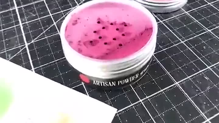 Artisan Powders with Frank and Addy on Facebook Live