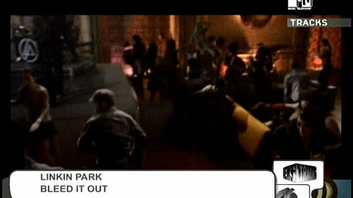 Видео: Linkin Park - Bleed It Out