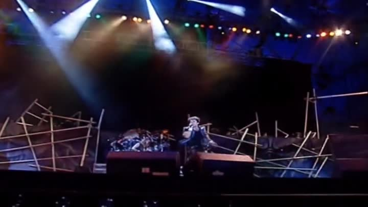 Видео: 05. Iron Maiden - Rock In Rio III - Two Minutes To Midnight