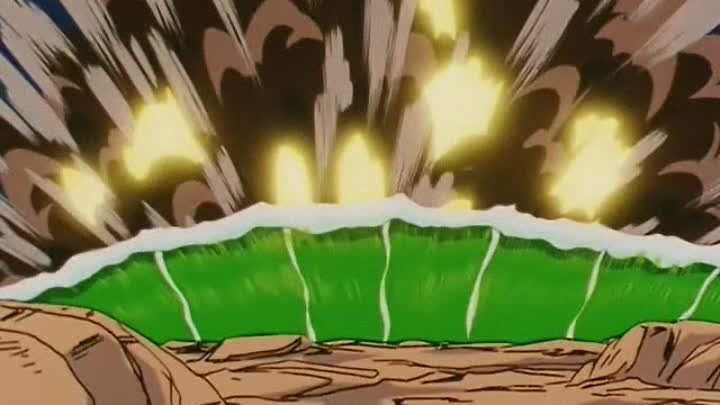 Видео: Dragon Ball Z 105