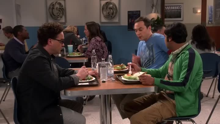 "Видео: The Big Bang Theory 11x06 Online ""The Proton Regeneration"" (HD)"