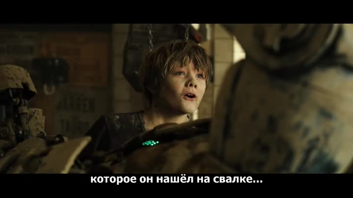 Видео: Живая сталь (Real steel) - Создание роботов (Creation robots)