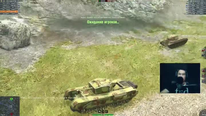 Видео: Черчилль III (прем танк 5 уровня). World of Tanks Blitz. Летсплей
