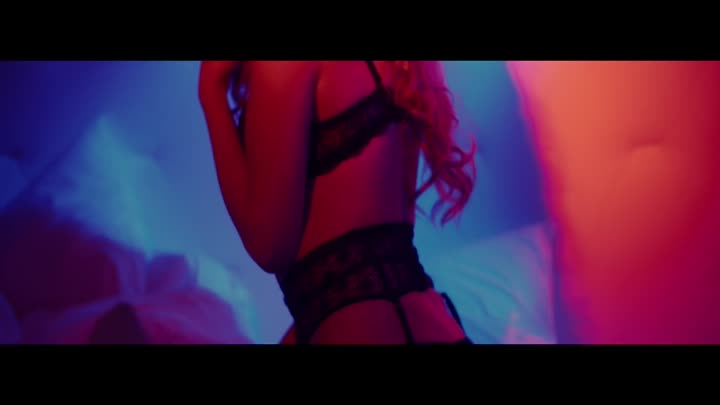 Видео: Benta – Lover In Dark (AObeats Remix) Music video