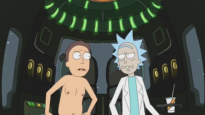 Видео: Rick.And.Morty.S01E04