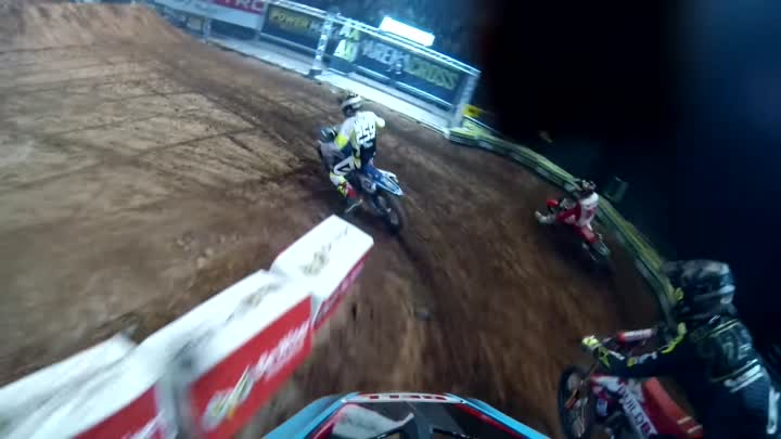 MXGP Star Evgeny Bobryshev Races Insane Arenacross | AX MEN EP 3