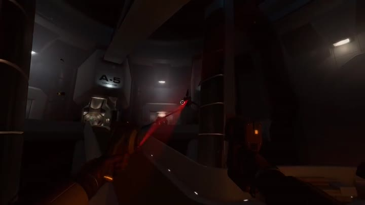 Видео: Downward Spiral_ Horus Station - Extended PC Gameplay Reveal