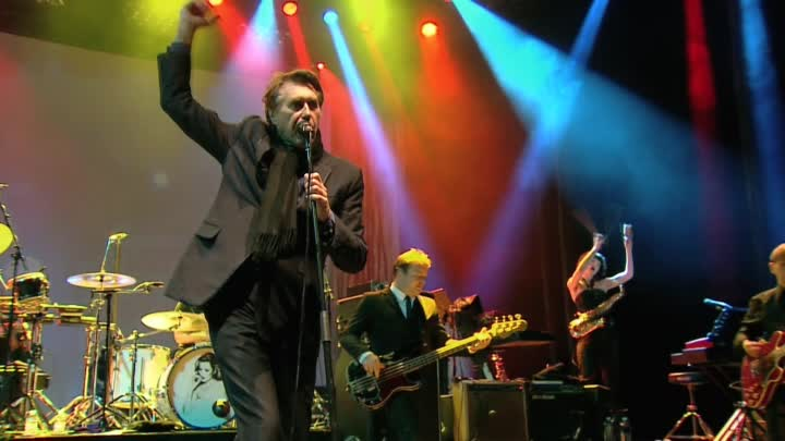 Видео: Bryan Ferry - Sign of the Times- Live in Lyon (2011) [Blu-ray]. by zaza.