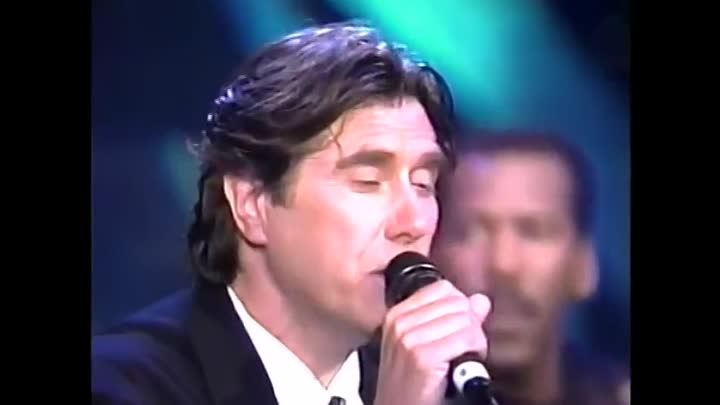Видео: Bryan Ferry & Robin Trower - I Put a Spell on You