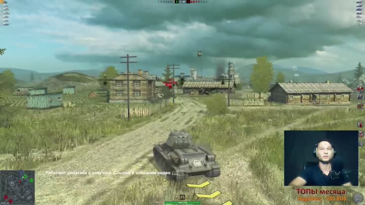 Видео: Т-34-85 Rudy (прем танк 7 уровня). World of Tanks Blitz. Летсплей