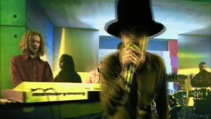 Видео: Jamiroquai - Alright, 1997