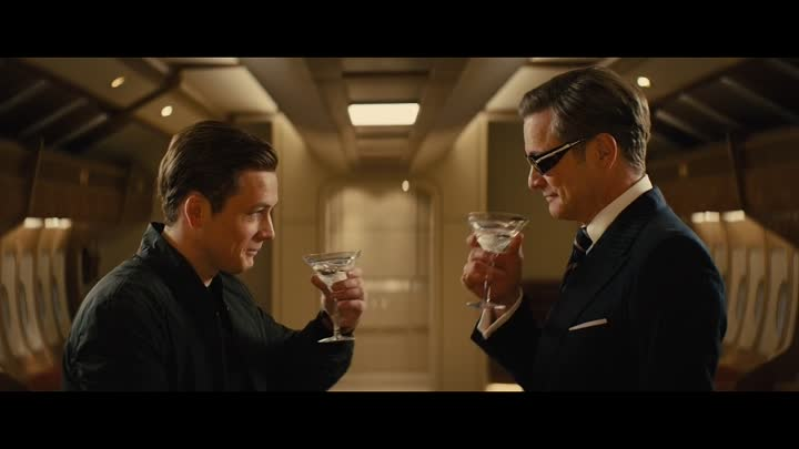Видео: Kingsman 1+2 Türkçe Dublaj Single Video (Gizli Servis 2014 + Altın Çember 2017) Single Video