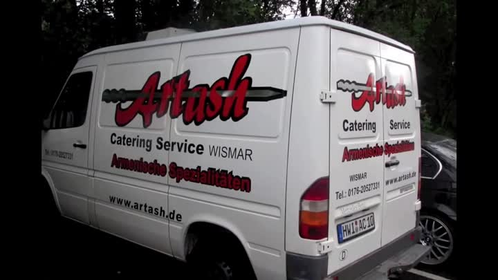 Catering in Hamburg (Artash Catering Service)