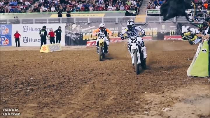 Видео: ♛♫ GLADIATORS ♫♛. WE LOVE SUPERCROSS - 2018 [HD]