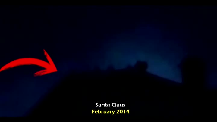 Видео: Top 7 Santa Claus Caught On Camera & Spotted In Real Life