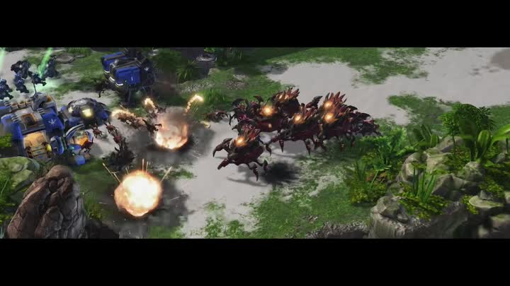 Видео: StarCraft II Free to Play: Coming of Age (Full Version)