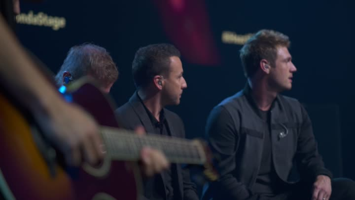 Видео: Backstreet Boys - Show Me The Meaning (Live on the Honda Stage at iHeartRadio Theater LA)