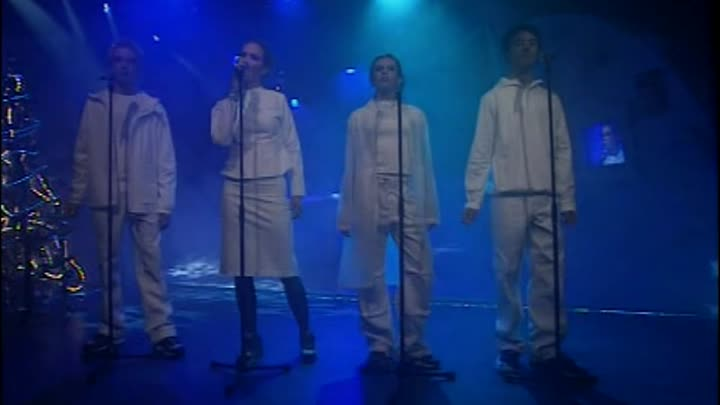 Видео: A*Teens - Happy New Year (1999) Show
