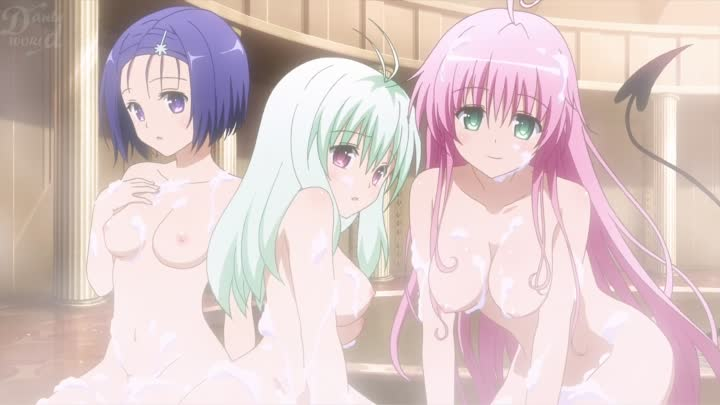 Видео: [Arabsama.com] To Love-Ru Darkness S3 - 07