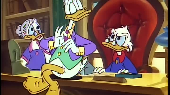 S2e06 - Super Ducktales (1) - Liquid Assets (Текущий счет)