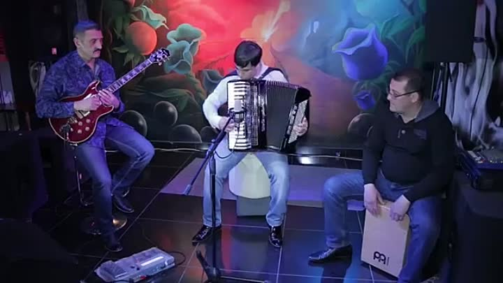 Crimean Jazz Band_MARIAN MEXICANU composition