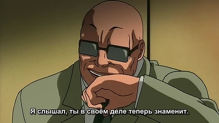 Видео: Боец Баки (Baki the Grappler) 17 серия (2001) ТВ-1 [Субтитры][AnimeDub.ru]