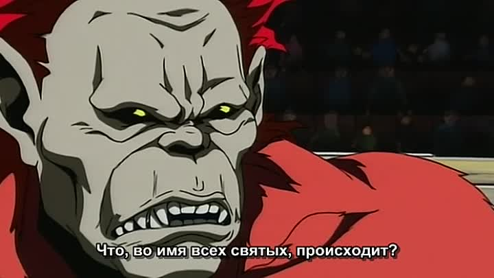 Видео: Боец Баки (Baki the Grappler) 2 серия (2002) ТВ-2 [Субтитры][AnimeDub.ru]