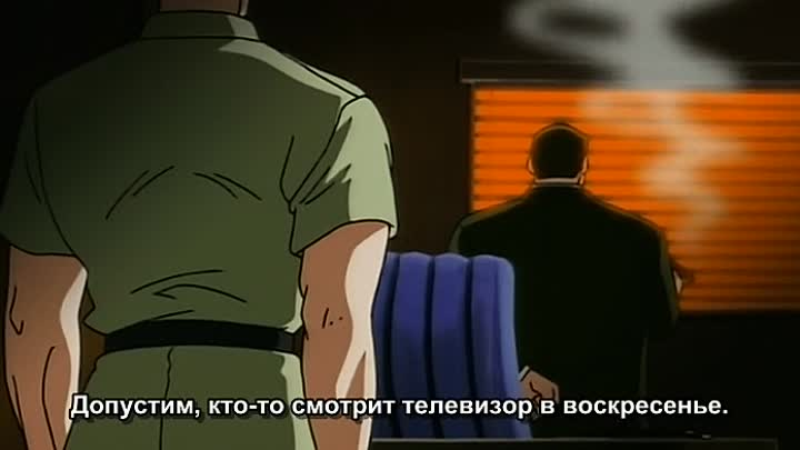 Видео: Боец Баки (Baki the Grappler) 4 серия (2002) ТВ-2 [Субтитры][AnimeDub.ru]