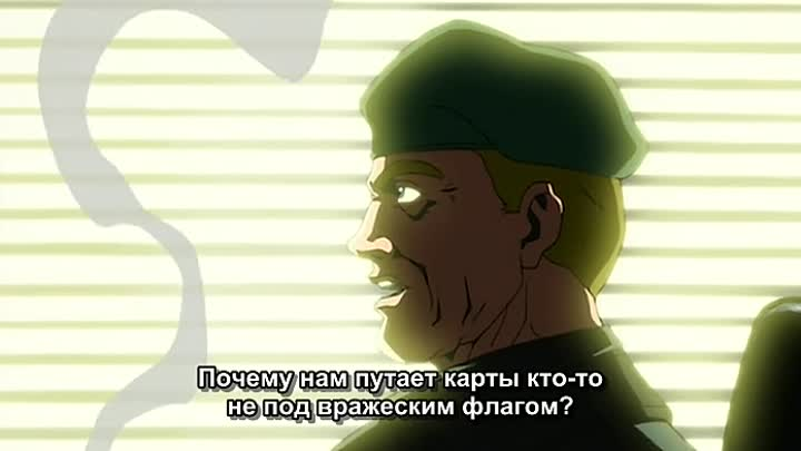 Видео: Боец Баки (Baki the Grappler) 21 серия (2002) ТВ-2 [Субтитры][AnimeDub.ru]