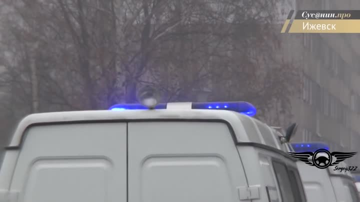 Видео: New police car, USA vs Russia. What do you think about it?