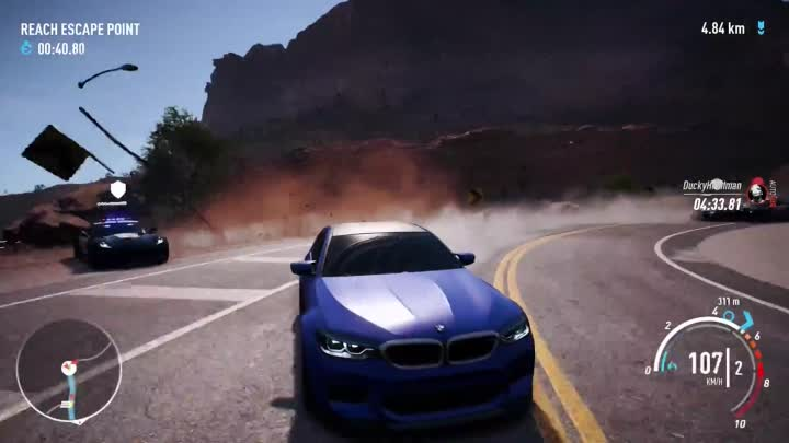 Видео: Need for Speed Payback [TR] : Story Part 26 BMW M5